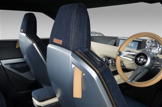 Denim Seats