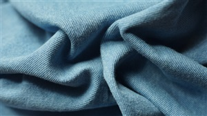 Light Blue Laundered Denim